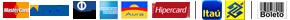 Bandeiras Pagamento